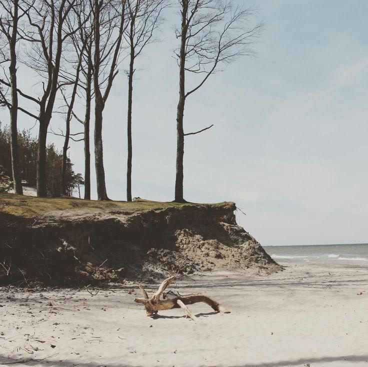 Seaside cliff landscape in Orzechowo Poland . . . #ustka #ustkanafali #igerspoland #igerseurope #igerseu #cliff #seaside #sealandscape #bythesea #beach #travelcommunity #timeoutsociety #teamwanderlust #wltraveler #travel_drops #thevisualpassport #wonderful_places #beautifuldestinations #unfoldingroad #welivetoexplore #wearetravelgirls #theglobalgirls #ladiesgoneglobal #girlslovetravel #ladiesgoneglobal #femmetravel #thetravelwomen #travelphotography #landscapephotography