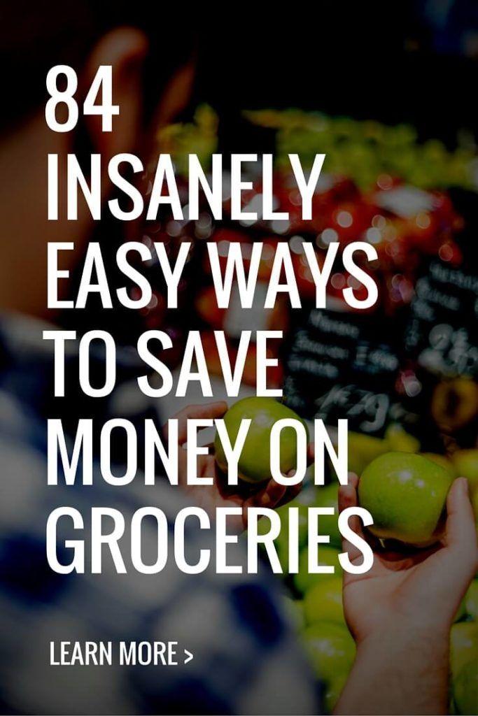 Grocery Shopping Money Saving Tips