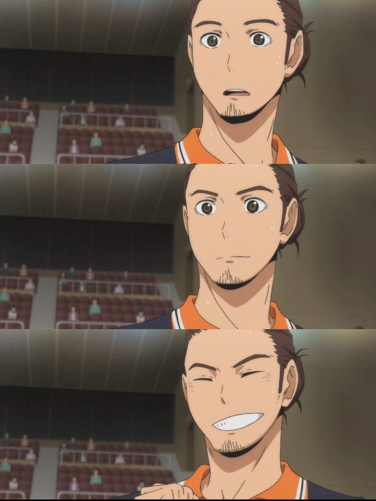This guy is precious | Azumane Asahi