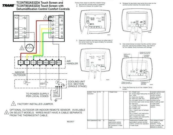 Wiring Diagram Sheets Detail Name Heat Pump Thermostat Wiring Heat Pump Thermostat Installation