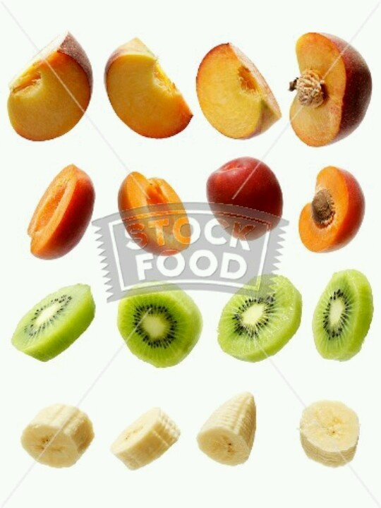 Iron enriched fruits