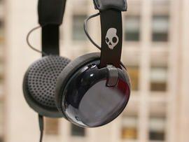 Best on ear headphones: Skullcandy Grind