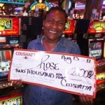 Congratulations to Rose from Louisiana––on August 15 she won $2,000 playing a Game King video poker game!