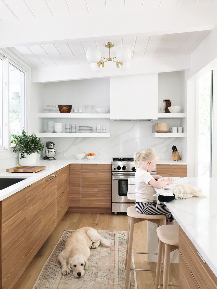 45 Awesome Modern Scandinavian Kitchen Ideas