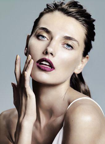 Темные силы: макияж для брюнеток