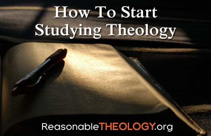 Chapter 1: Introduction to Theology
