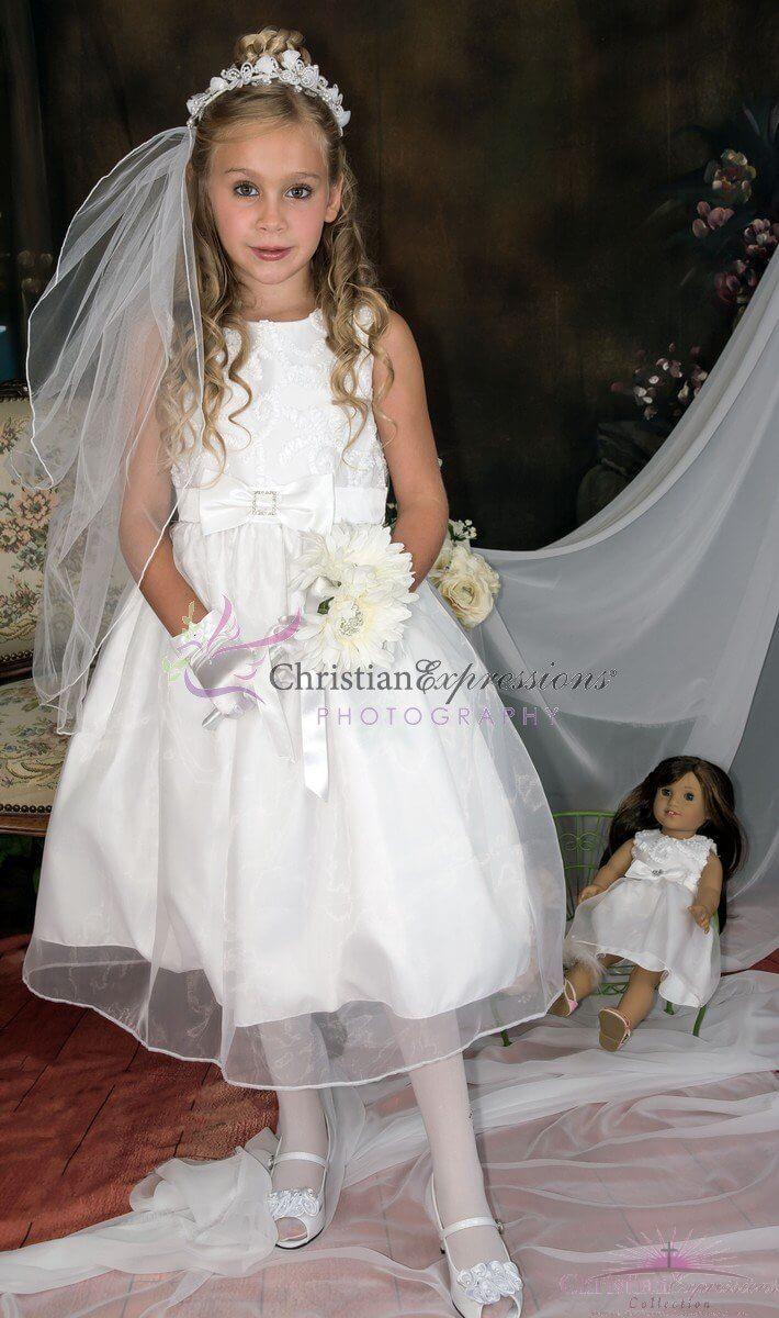 Taffeta Holy Communion Dress Communion Dresses First Communion Dresses Holy Communion Dresses [ 1200 x 710 Pixel ]