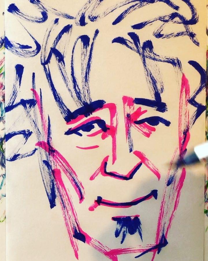 torao fujimotoさんはInstagramを利用しています:「#imawanokiyoshirou #忌野清志郎 #musician #ミュージシャン #RCsuccession #RCサクセション #thetimers #ザタイマーズ #19510402 #birthday #誕生日 #1mindraw #一分描画 #portrait…」
