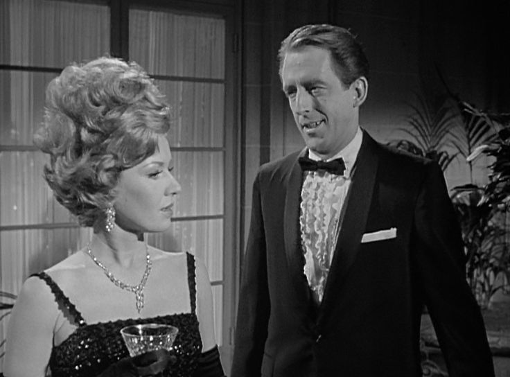 Patricia Crowley & Fritz Weaver - The Man From UNCLE Episode 1
