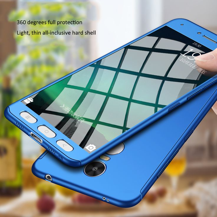 Bakeey™ 2 in 1 Double Dip 360° Full Protection Hard PC With Screen Case for Xiaomi Redmi Note 4X