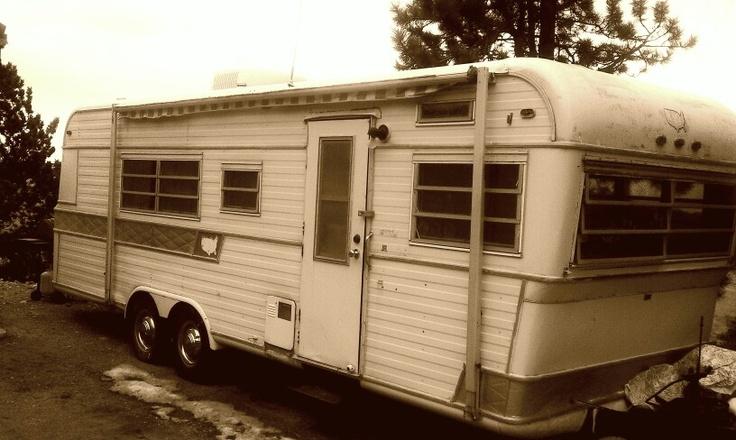 Ranchhouse further Ulv Eichler moreover B B C Ed B Bcc likewise  likewise D F C E F Cafd E A C Cd Vintage Rv Vintage Holiday. on 1960 rambler homes