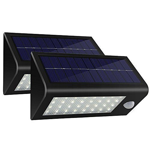 400Lumens Max 32LED Solar Lights, Hallomall Waterproof Solar Powered Outdoor Motion Sensor Lights,with Lithium Batteries + Screwdriver,3 Intelligent Modes,Wireless Exterior Security Lighting - http://allcamerasportal.com/400lumens-max-32led-solar-lights-hallomall-waterproof-solar-powered-outdoor-motion-sensor-lightswith-lithium-batteries-screwdriver3-intelligent-modeswireless-exterior-security-lighting/