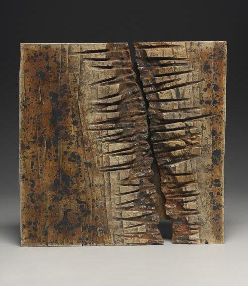 George Peterson / carved wood