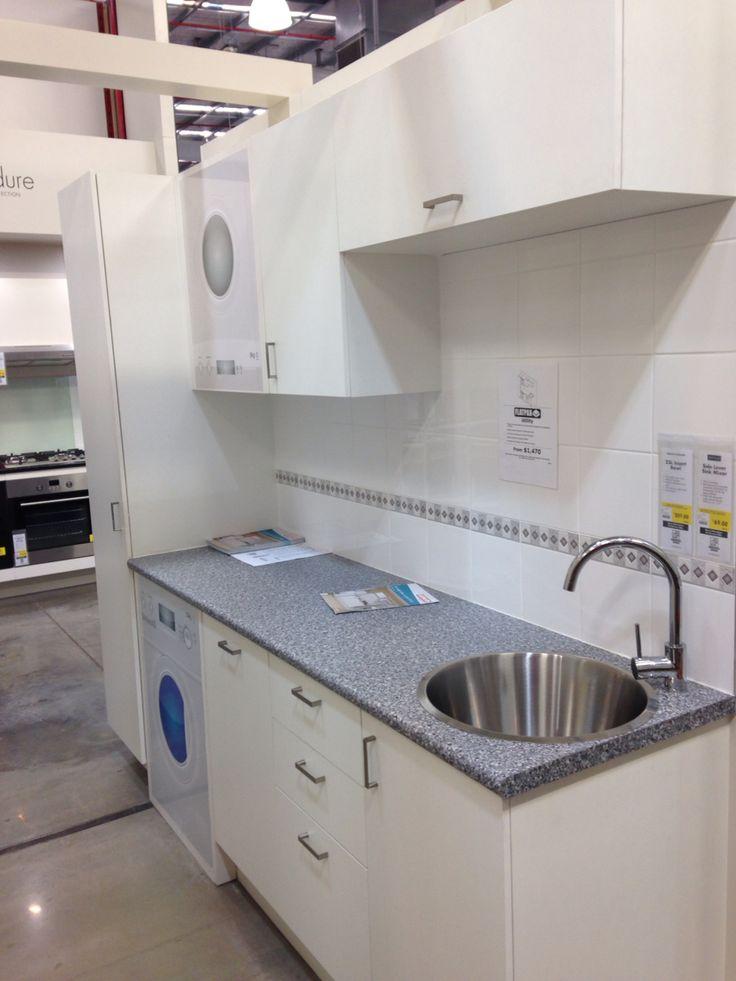 Bunnings Laundry Cabinets Www Stkittsvilla Com