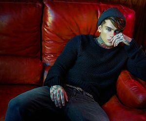 Stephen James would be the perfect Harding from Anna Todd's After series