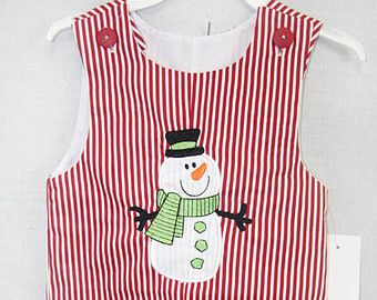 292036- Baby Boy Christmas Outfit - Toddler Boy Christmas Outfit - Christmas Baby Outfit - Baby Boy Clothes - Baby Christmas Outfit -Jon Jon