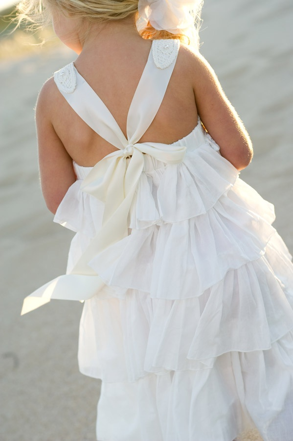 beach wedding flower girl dress 15 best weddings flower images on 1585