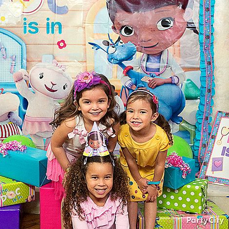 Off All Doc McStuffins Party Tableware Shop For Supplies Birthday Decorations And Favors