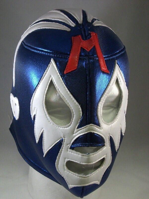Mascara De Mil Mascaras Luchadores Mexicanos Pinterest