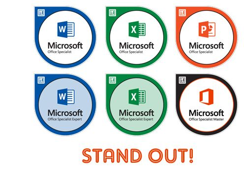 Image result for microsoft certification badges | Badges ...