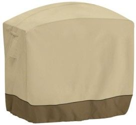 Veranda Cart Barbecue Cover X-Large Pebble up to 70-inches Wide