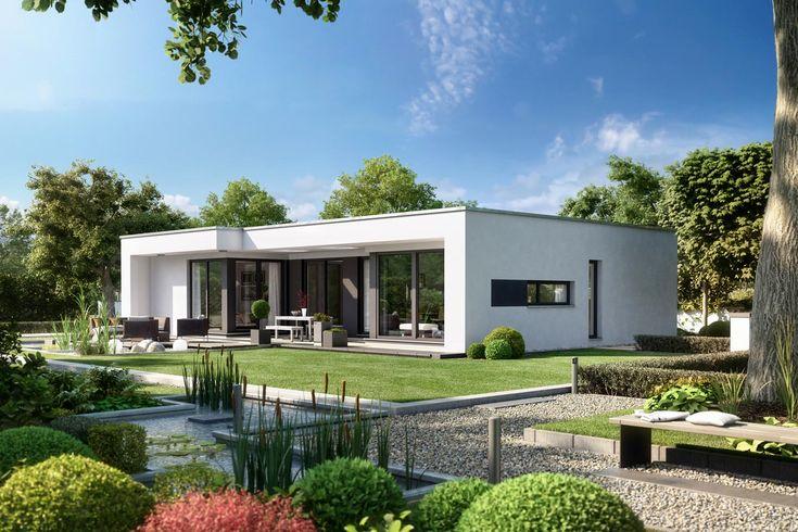 9 besten vario haus fertigteil bungalows bilder auf pinterest bungalows fertighaus bungalow. Black Bedroom Furniture Sets. Home Design Ideas