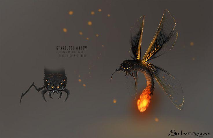 Silvernai: Starblood Widow by Sandra Duchiewicz