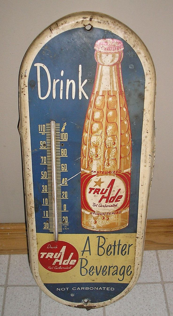Royal crown cola thermometer dating 1
