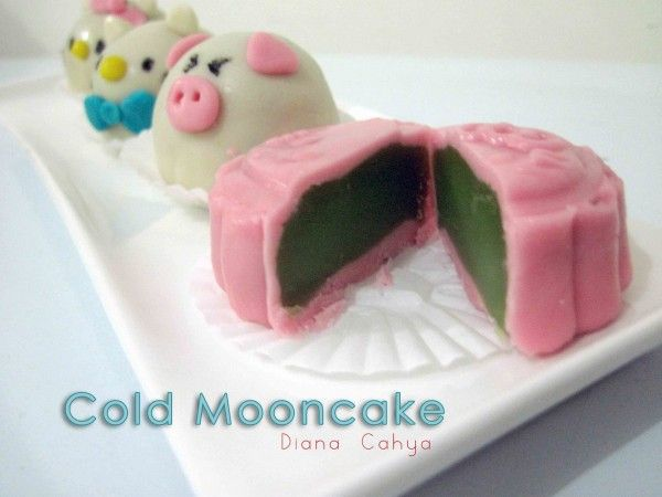 cold mooncake