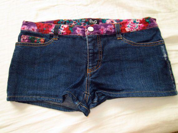 Dolce & Gabana Vintage Denim Shorts 29 by aHippieGirl on Etsy, $34.00