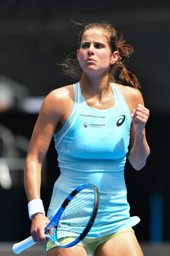 Pin By Oakland On Julia Goerges Julia Goerges Tennis Players Female Ladies Tennis