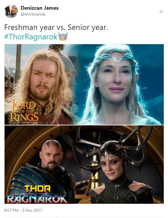 27 'Thor: Ragnarok' Memes That Are 'Hela' Hilarious!