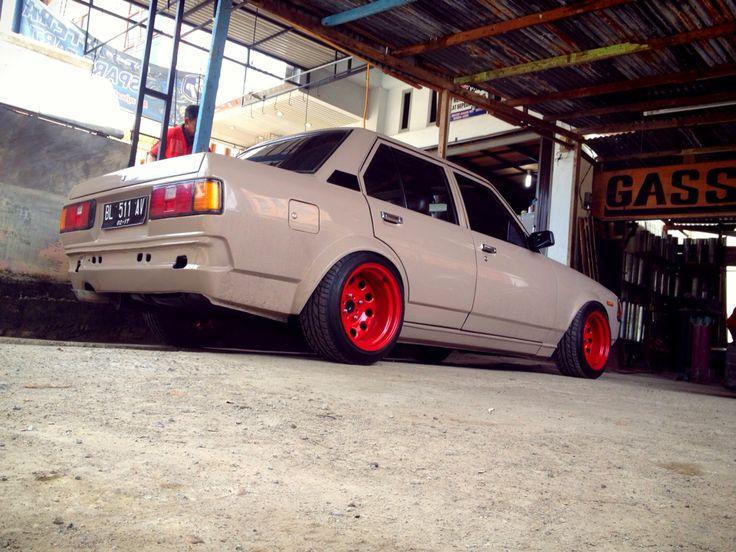17 best KE70 images on Pinterest   Toyota corolla, Jdm ...
