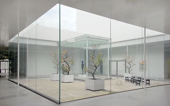 21st Century Museum of Contemporary Art Kanazawa Japan by SANAA