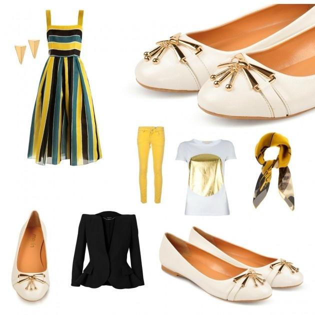 Babet Stili: Marjin Lespolito Beyaz