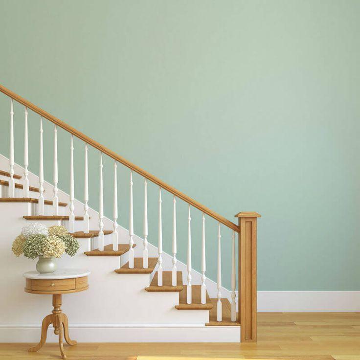 Best Birch Wood Stair Rails Kitchen Wall Decals Vinyl Wall 640 x 480