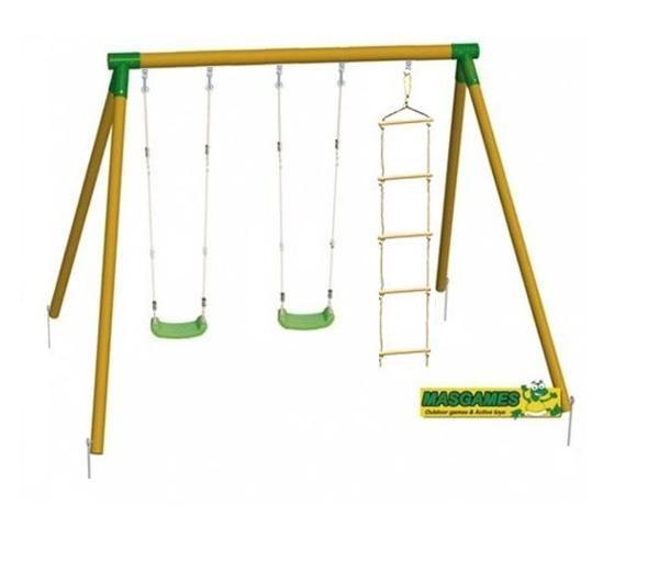 columpios de madera kibo deluxe ma tienda de juguetes online