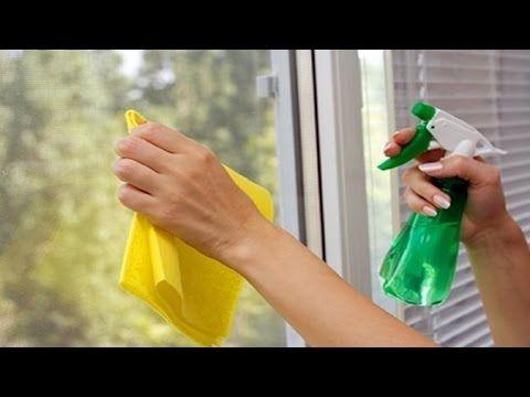 Usos del vinagre para la limpieza del hogar - YouTube