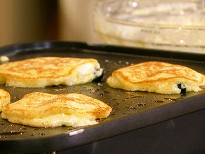 Neil's Pancakes Recipe   Cooking   How To   Martha Stewart Recipes