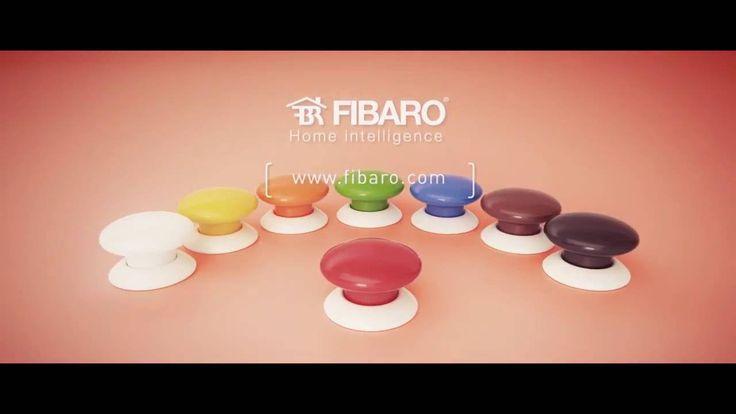 The Button - Fibaro nowy rewolucyjny przycisk w systemie automatyki domowej Fibaro. Pozwala na sterowanie urządzeniami oraz scenami w systemie. Zapraszamy na prezentację!