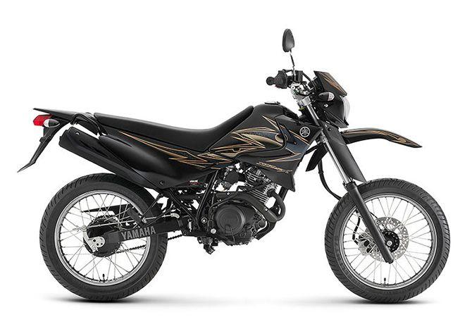 A yamaha xtz 125 x e é uma moto off road com ótimo custo benefício