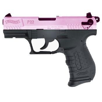 Walther P22.. I want this gun!!: Breast Cancer Awareness, Handgun, Walther P22, Pink Hands Guns, Susan G Komen, Susan Come, Pink Guns, Things, Pistols