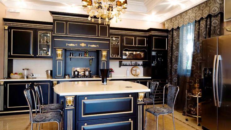 Kitchen Cabinets In Black. Black Kitchen Cabinets