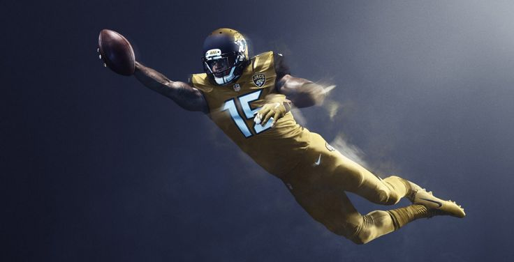 Jacksonville Jaguars - 2016 NFL Color Rush Uniform