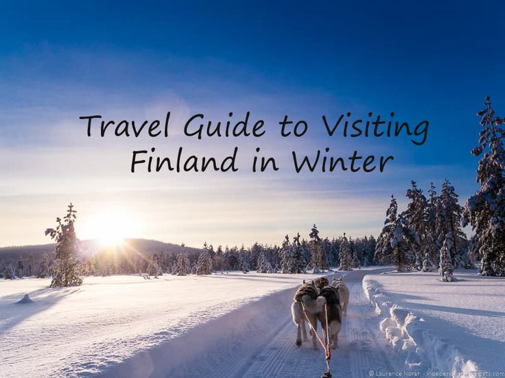 Ultimate Guide to Visiting Finland in Winter: Top 15 Winter Activities in Finland