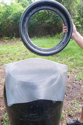 Christine Hennessey: How to Make a Rain Barrel