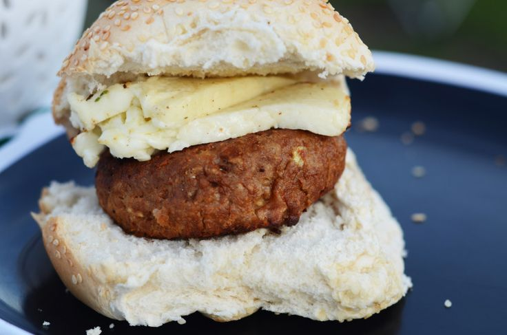 Melt in the Middle Quorn burgers
