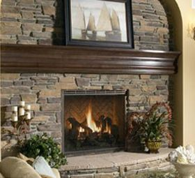 Stone And Brick Fireplace 37 best handcrafted fireplace surrounds images on pinterest