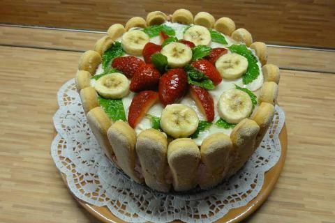 Jak připravíme nepečený dort | recept