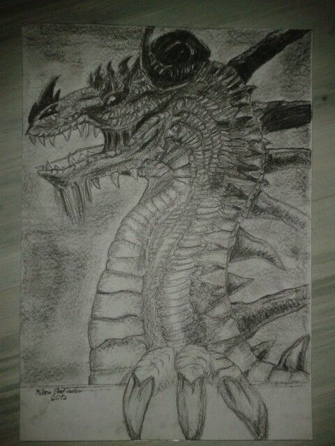 I dont know its just a dragon :-P
